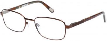 CAT CTO-CALCITE glasses in Matt Brown