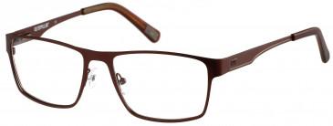 CAT CTO-CHISEL glasses in Matt Brown