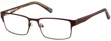 CAT CTO-JIG glasses in Matt Brown