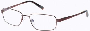 CAT CTO-LEVEL glasses in Matt Brown