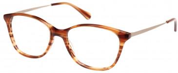 Radley RDO-ADA glasses in Gloss Amber Horn
