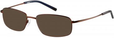 CAT CTO-G09 Sunglasses in Matt Brown