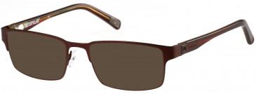 CAT CTO-JIG Sunglasses in Matt Brown