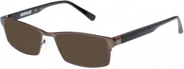CAT CTO-SCORIA Sunglasses in Matt Brown