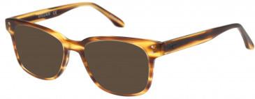 O'Neill ONO-DILLAN Sunglasses in Matt Blonde Horn