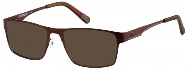 CAT CTO-CHISEL Sunglasses in Matt Brown