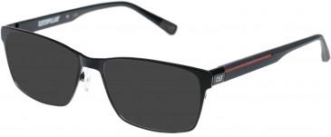 CAT CTO-GALENA Sunglasses in Matt Brown
