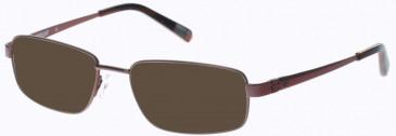 CAT CTO-LEVEL Sunglasses in Matt Brown