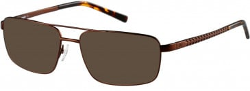 CAT CTO-N02 Sunglasses in Matt Brown