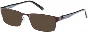 CAT CTO-TRUSS Sunglasses in Matt Brown