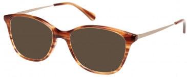 Radley RDO-ADA Sunglasses in Gloss Amber Horn