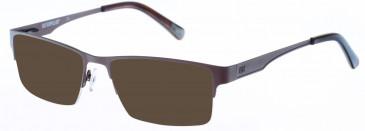 CAT CTO-TACKER Sunglasses in Matt Brown