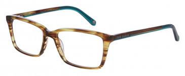 Ted Baker Glasses TB8159 in Amber Horn