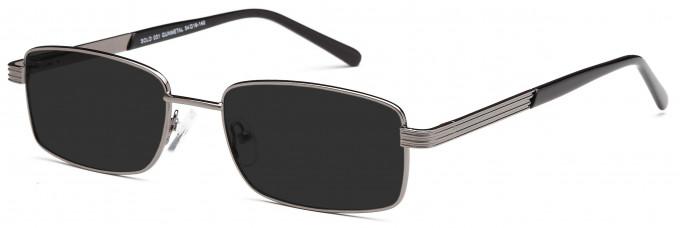 SFE Collection Prescription Sunglasses SFES-0126
