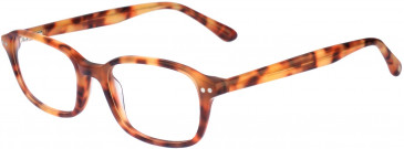 Hackett Bespoke 109 Glasses In Red Tortoise