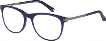 Ted Baker Zach 8176 Glasses In Navy