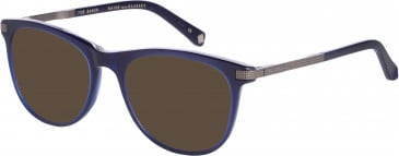 Ted Baker Zach 8176 Sunglasses In Navy