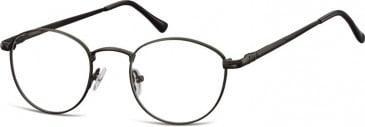 SFE-9747 Glasses in Matt Black
