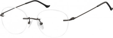 SFE-9771 Glasses in Black