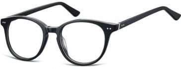 SFE-9806 Glasses in Black