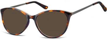 SFE-9801 Sunglasses in Turtle