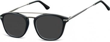 SFE-9802 Sunglasses in Black