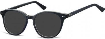 SFE-9806 Sunglasses in Black