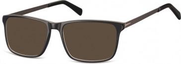 SFE-9807 Sunglasses in Black