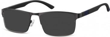 SFE-9774 Sunglasses in Black