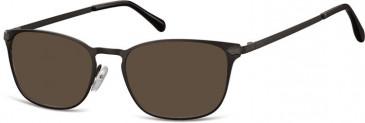 SFE-9775 Sunglasses in Black