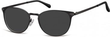 SFE-9776 Sunglasses in Black