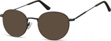 SFE-9777 Sunglasses in Black