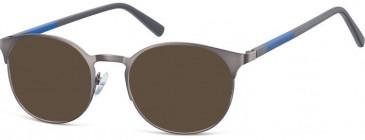SFE-9779 Sunglasses in Gunmetal
