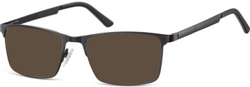 SFE-9781 Sunglasses in Black