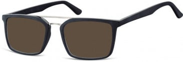 SFE-9803 Sunglasses in Black