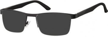 SFE-9766 Sunglasses in Black