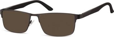 SFE-9767 Sunglasses in Black
