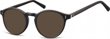 SFE-9828 Sunglasses in Black