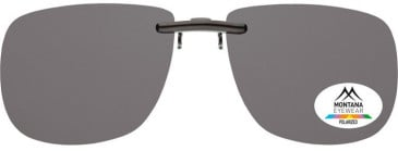 SFE Polarized Clip on Sunglasses