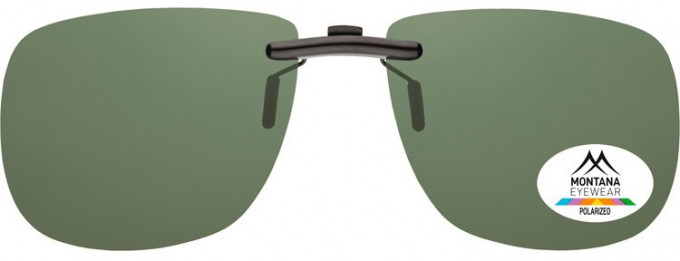 SFE-9835 Polarized Clip on Sunglasses in G15