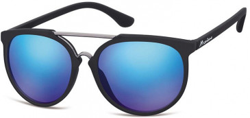 SFE-9888 Sunglasses in Black/Blue
