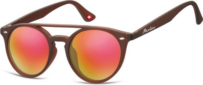 SFE-9892 Sunglasses in Brown/Purple