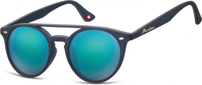SFE-9892 Sunglasses in Blue/Green