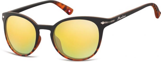 SFE-9893 Sunglasses in Black/Turtle/Gold