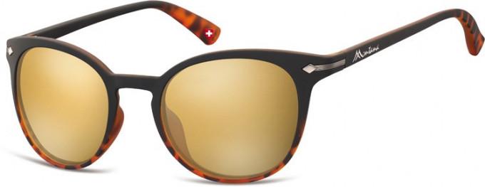 SFE-9893 Sunglasses in Black/Turtle/Brown