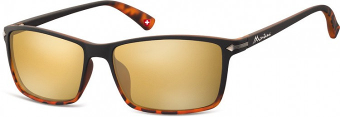 SFE-9894 Sunglasses in Black/Turtle/Brown