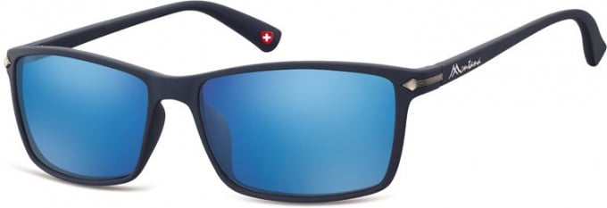 SFE-9894 Sunglasses in Blue/Blue