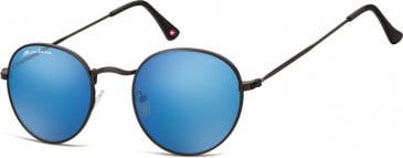 SFE-9900 Sunglasses in Black/Blue