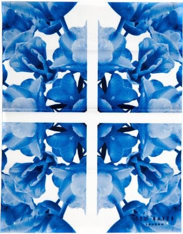 Ted Baker Lens Cloth Flower Quarters