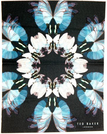 Ted Baker Lens Cloth Butterfly